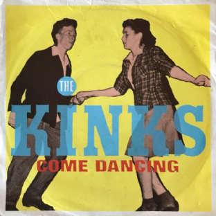 "Kinks (The) - Come Dancing (7"") (VG+/G)"
